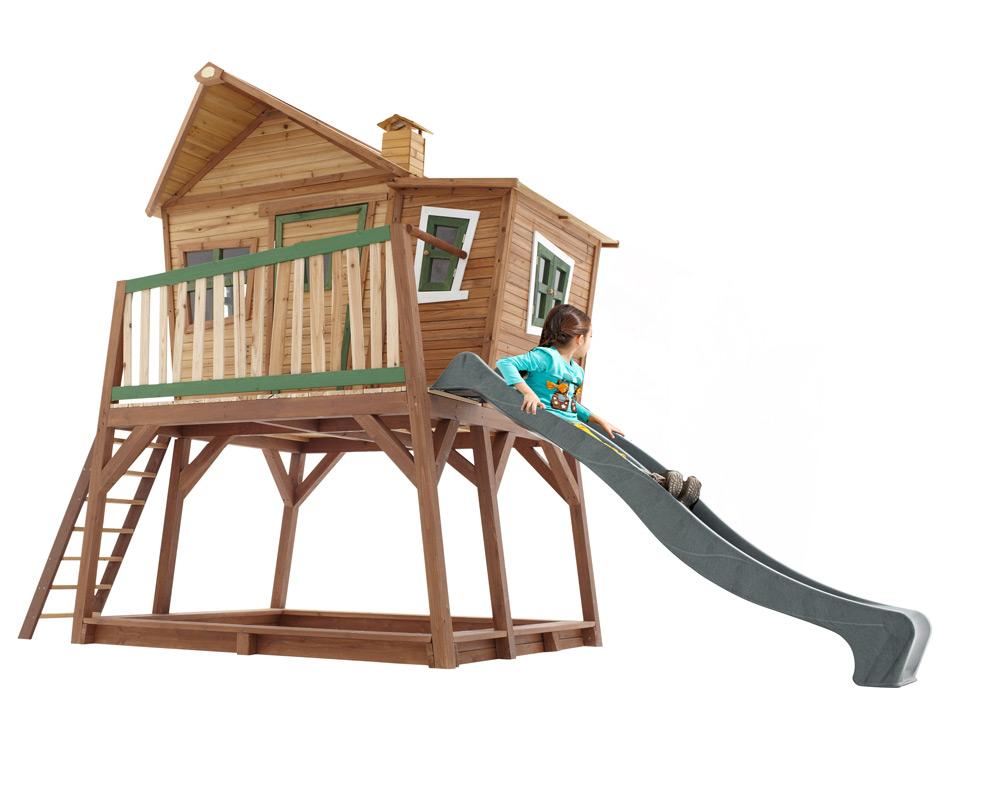 Stelzenhauser Holz Spielhauser Auf Stelzen Online Gunstig Kaufen