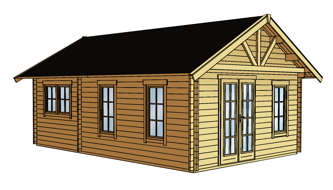 gartenhaus skanholz bern wochenendhaus holzhaus kaufen im holz garten baumarkt. Black Bedroom Furniture Sets. Home Design Ideas