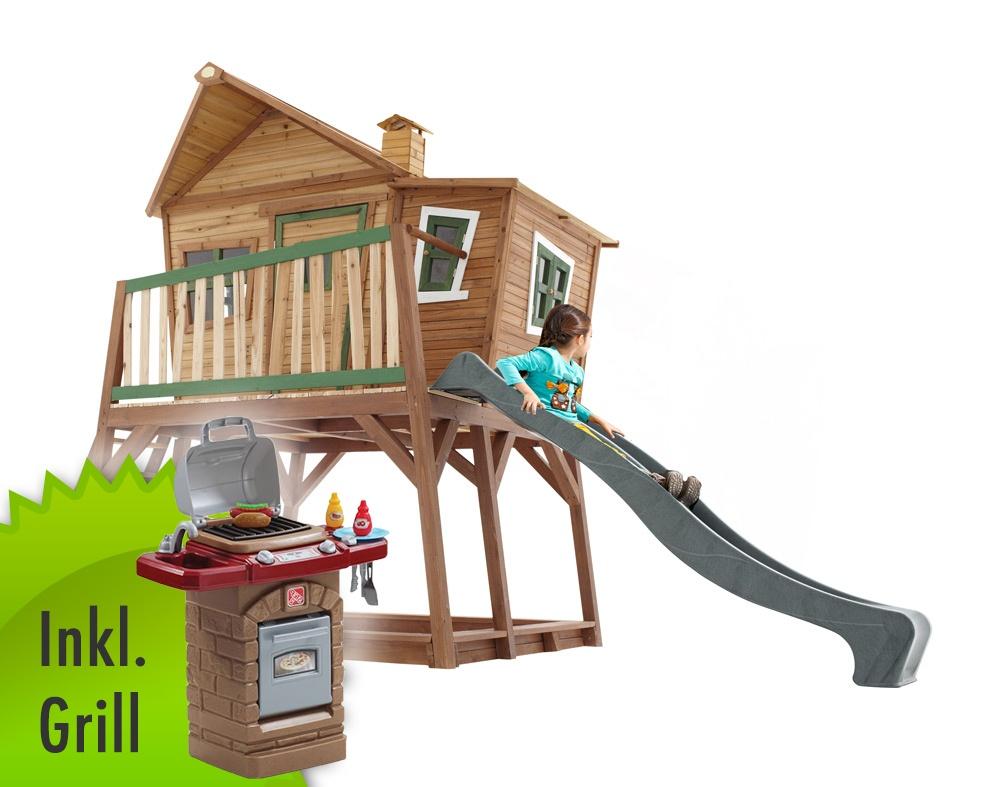 stelzenh user holz spielh user auf stelzen f r. Black Bedroom Furniture Sets. Home Design Ideas