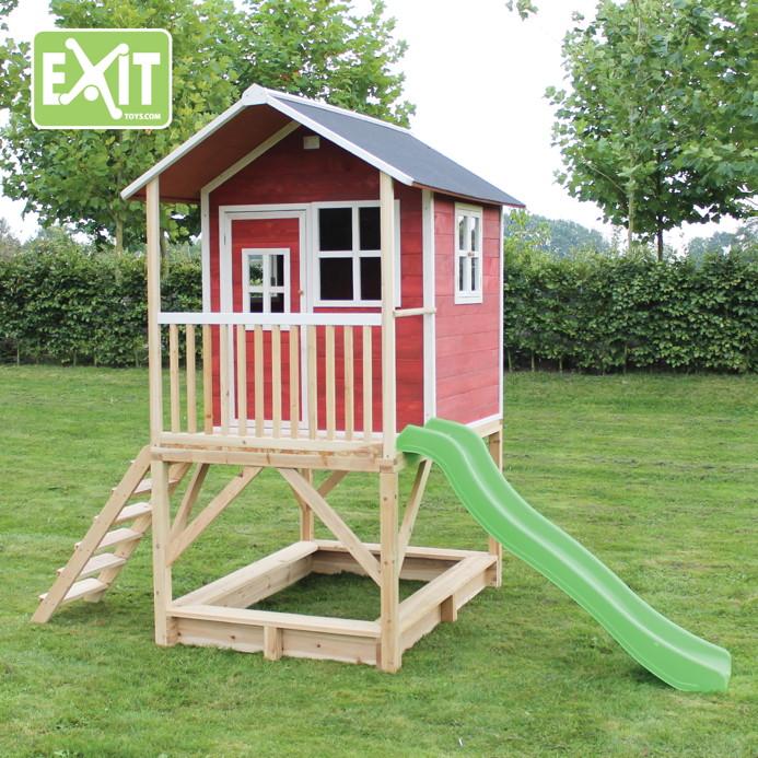 kinder-spielhaus exit «loft 500» kinderspielhaus stelzenhaus, Schlafzimmer design