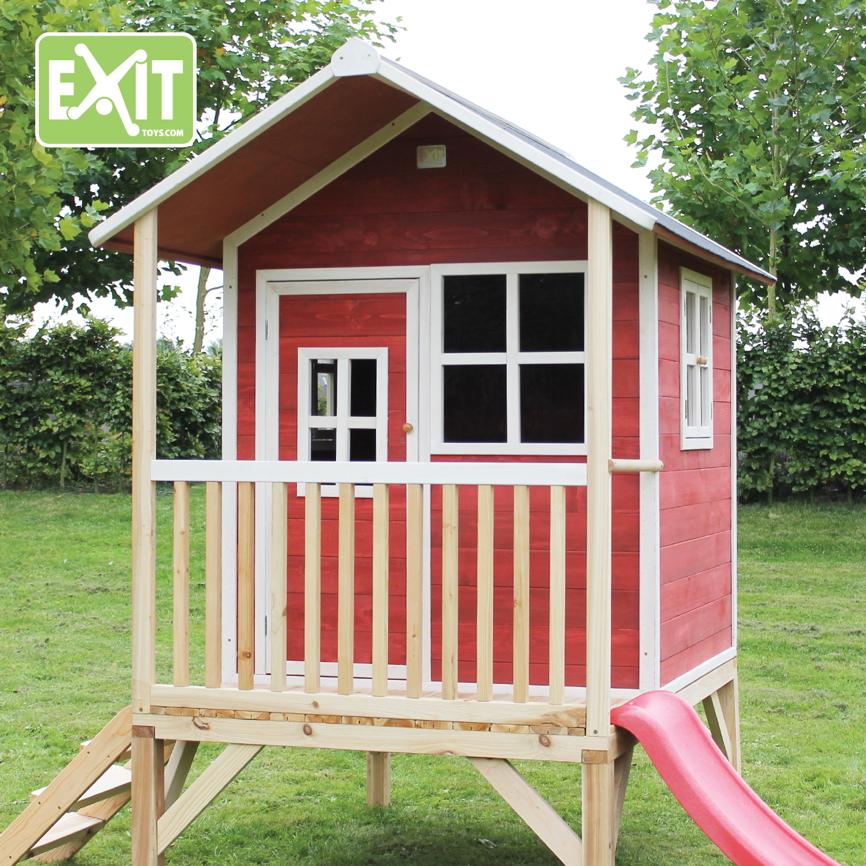 kinder spielhaus exit loft 300 kinderspielhaus. Black Bedroom Furniture Sets. Home Design Ideas