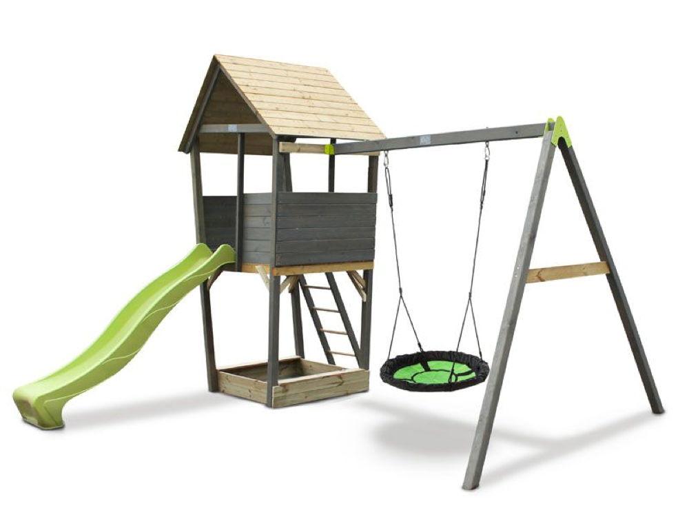 Spieltürme Klettertürme Spielhaus Auf Stelzen Günstig Kaufen