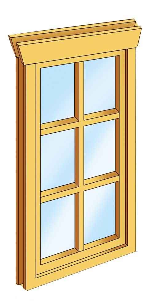 einbaufenster skanholz einzel fenster mit h 123 5 cm f r 28 mm kaufen im holz garten. Black Bedroom Furniture Sets. Home Design Ideas