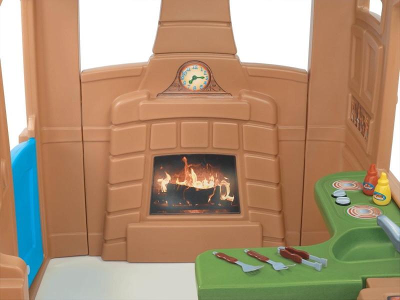 kinder spielhaus step 2 grillhaus kinderhaus kunststoff mit k che vom spielger te fachh ndler. Black Bedroom Furniture Sets. Home Design Ideas